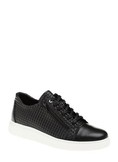Que Lifestyle Ayakkabı Siyah